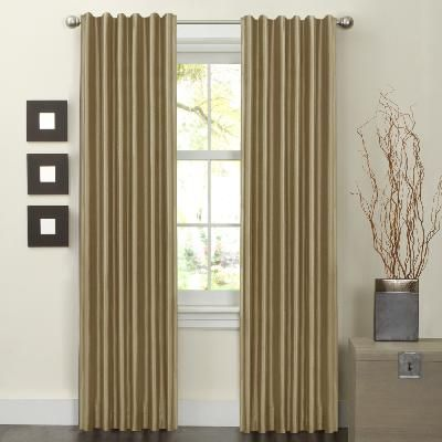 Gold curtains gold curtains frontroom ivory gold and - Black and gold living room curtains ...
