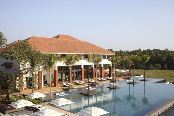 Resort overview © Alila Hotels and Resorts
