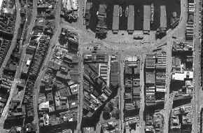 Sydney Central Business District 1943