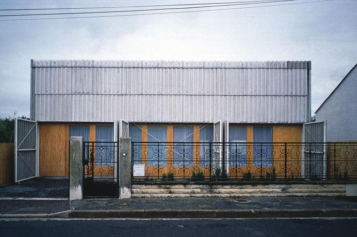 Lacaton et Vassal - Latapie House, Floirac, France