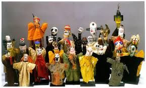 Image result for Cecile perra puppets