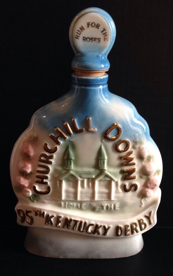 249 Best Images About Souvenir Whiskey Decanters On