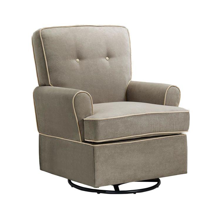 Dorel Living Baby Relax Tinsley Swivel Glider & Reviews | Wayfair