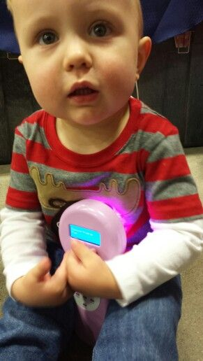 Even  Babies  love the light  www.ilovemylaser.com