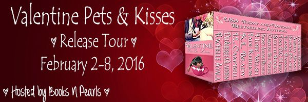Jena Baxter Books - Meet the Author : Valentine's Pets & Kisses Release Tour --- Release day!! Grab a copy for only $0.99!