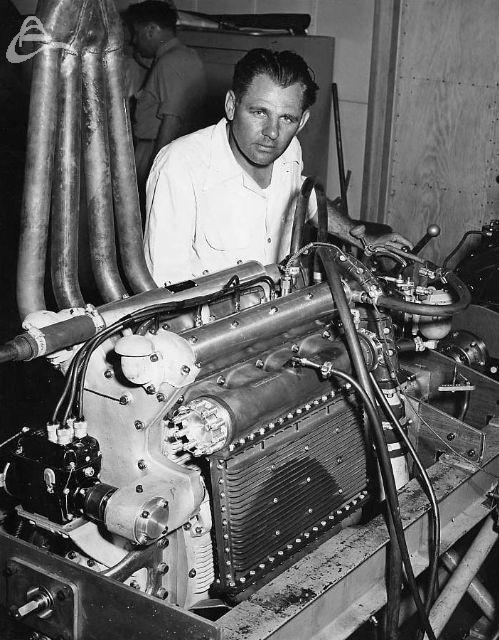 John Snowberger Race Cars Studebaker