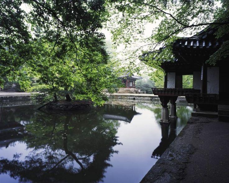 배병우(Bae Bien-U) / 창덕궁(Changdeokgung Palace Complex), 2003