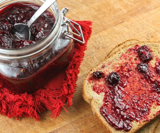Mixed-Berry Jam — Pip and Ebby