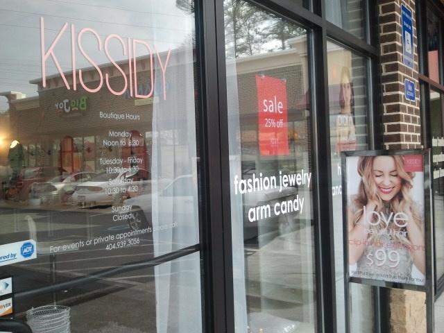 Kissidy Salon and Boutique   //Marietta, GA