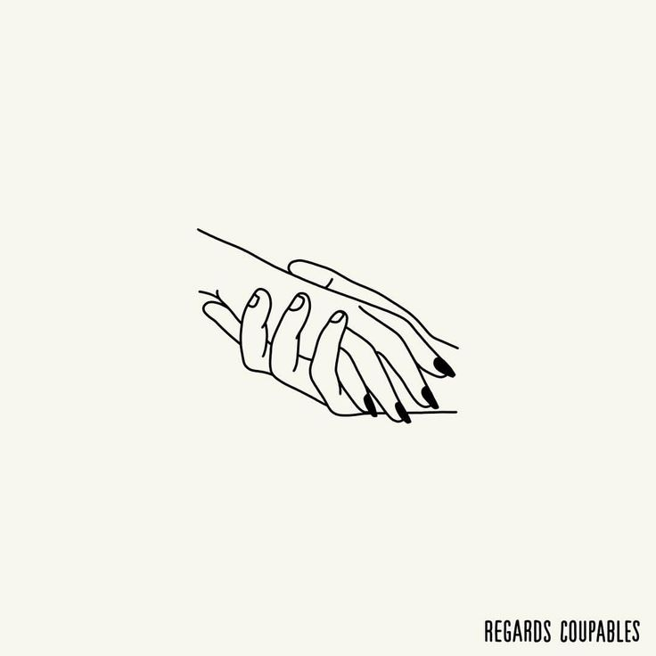 Hold my hand and tell me that everything is gonna be okay…