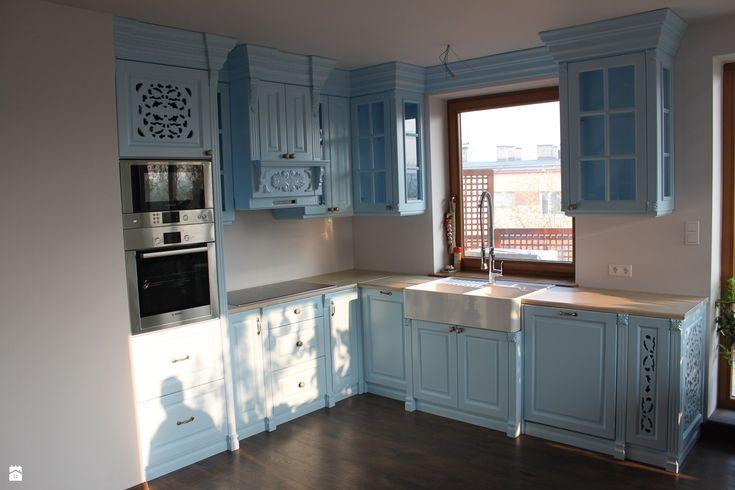 Kuchnia styl Prowansalski - zdjęcie od Meble Chwała - Kuchnia - Styl Prowansalski - Meble Chwała