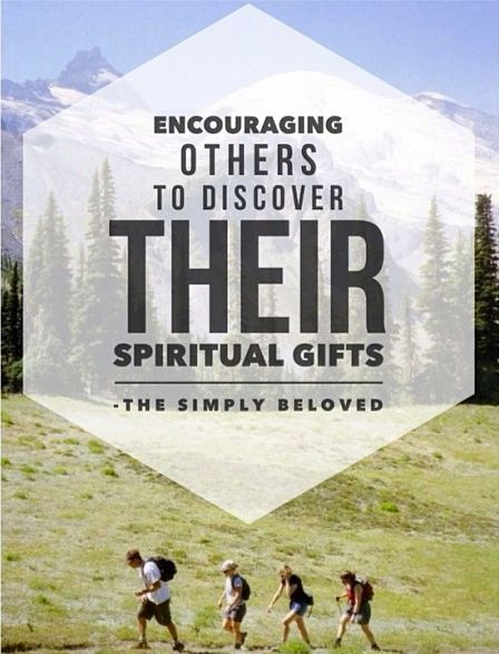 36 best spiritual gifts images on pinterest spiritual gifts bible encourage others to discover their spiritual gifts negle Image collections