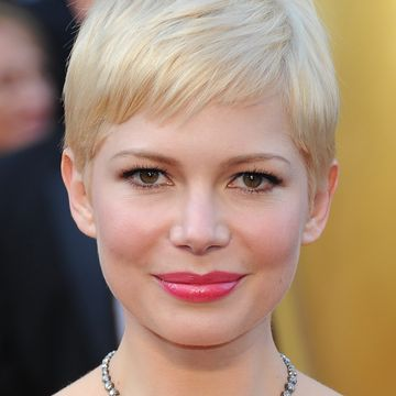 How to Get Michelle Williams's Oscar Makeup Look