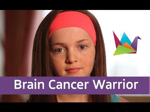 Erin Griffin's story- Cure Brain Cancer Foundation