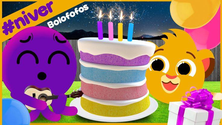 Música de Aniversário dos Bolofofos | Parabéns!