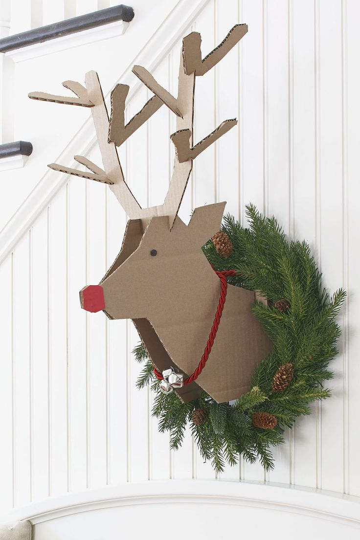Recycling Meets Rudolph