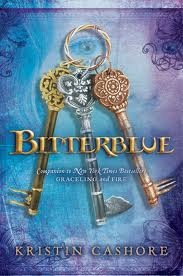 Bitterblue by Kristin Cashore needs little introduction--sequel to Graceling, and companion to Fire, it's one of the most anticipated books of the year, and will be released tomorrow, May 1. I was awfully happy to have the chance to read it a tad early, and to offer a copy from the publisher as a giveaway today (see end of post). And happiest of all, it proved to be my favorite of the series. Bitterblue is part mystery, part political intrigue, and a little part romance, but mostly its…