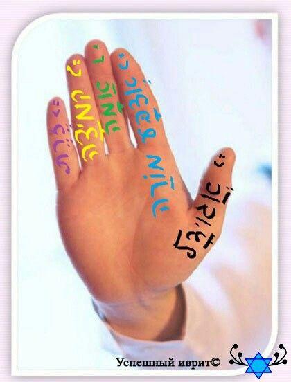 Пальчики на иврите  Как это звучит на русском? 1. Большой палец - БОЛЬШОЙ 2. Указательный - УЧИТЕЛЬНИЦА 3. Средний палец -СЛУЖЕБНЫЙ 4. Безымянный палец - СЖАТЫЙ (ДЛЯ СЖАТИЯ КУЛАКА) 5. мизинец -ПЯДЬ  אגודל  большой палец агудаль אצבע מורה  указательный палец  эцба мора אמה  средний палец  ама קמיצה  безымянный палец  кмица זרת  мизинец  зэрэт  #Иврит_с_Вероникой_Мендель  #Иврит #Пальцы_на_иврите #Название_пальцев_на_иврите