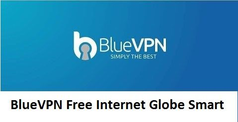 BlueVPN Free Internet Globe Smart