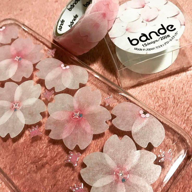 桜の花びらデザインのマスキングロールステッカーって知ってる? | marry[マリー]