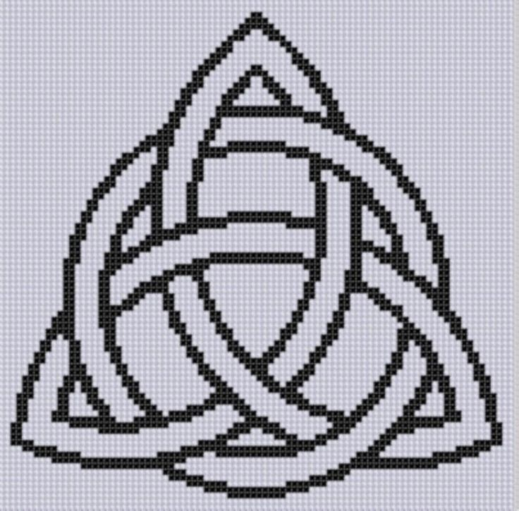 Celtic Pattern 3 Cross Stitch Pattern  pattern on Craftsy.com