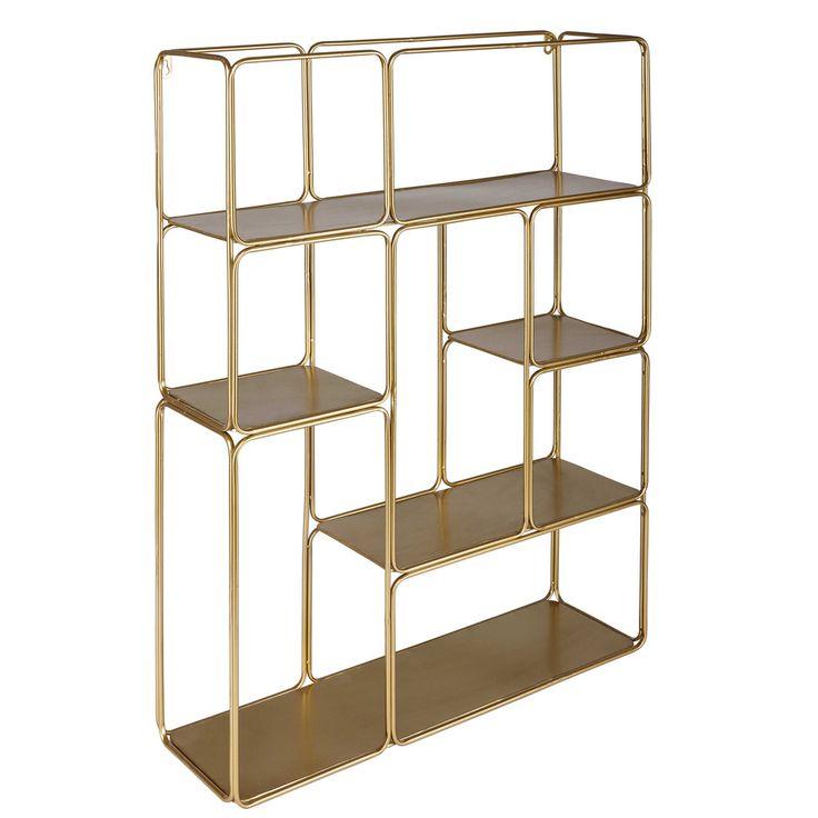 die besten 25 etagere metall ideen auf pinterest regal. Black Bedroom Furniture Sets. Home Design Ideas