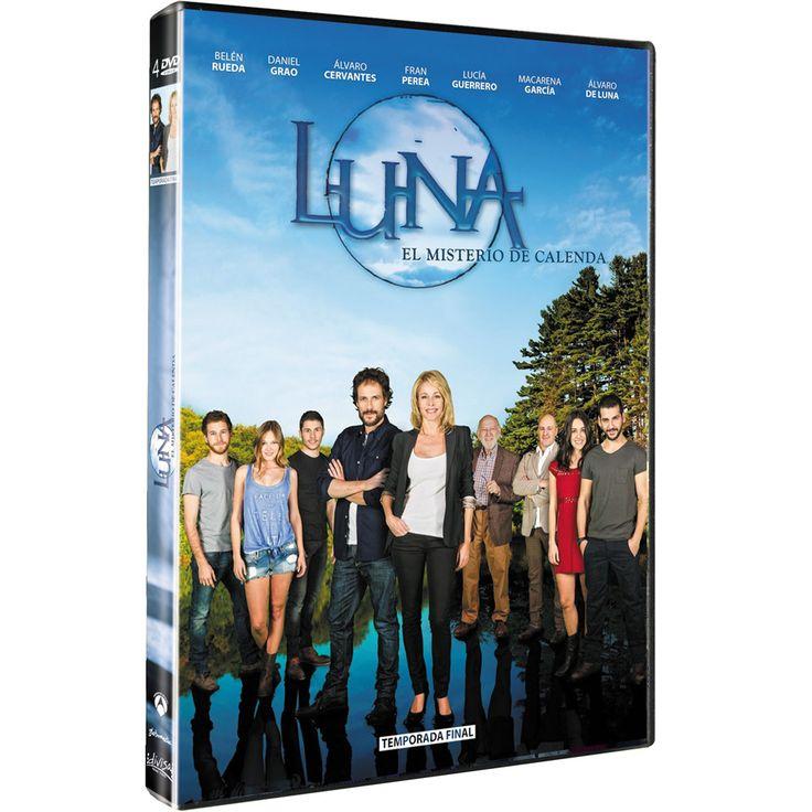 DVD Luna El misterio de Calenda 2ª temporada