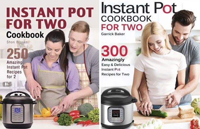 Someone Noticed These Cookbooks Have Very Weird Covers And Now The Whole Twitter Is Shook Cookbook Instant Pot Cookbook Instant Pot Recipes