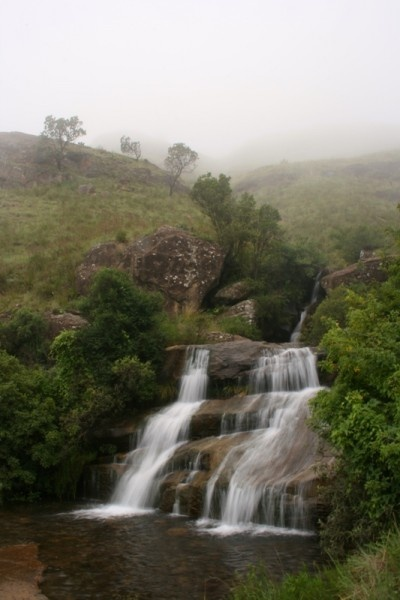 waterfall at #sanipass