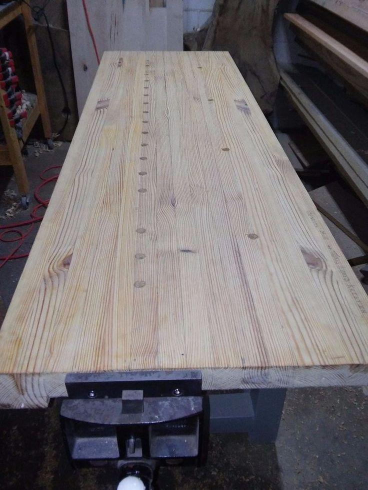 Roubo Woodworking Workbench