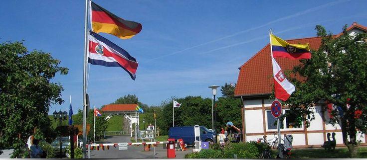 Nordseel, 21723 Hollern-Twielenfleth: Feriendorf Altes Land an der Elbe zwischen Hamburg und Nordsee - #deutschlandurlaub