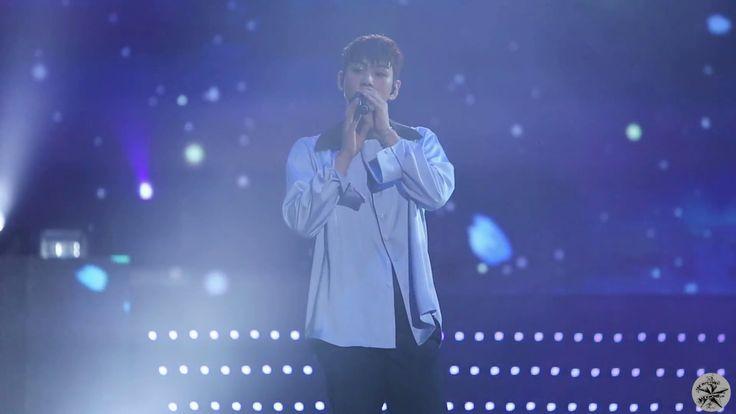 160924 엔젤콘서트_ Thank You (BAEKHO백호) - YouTube