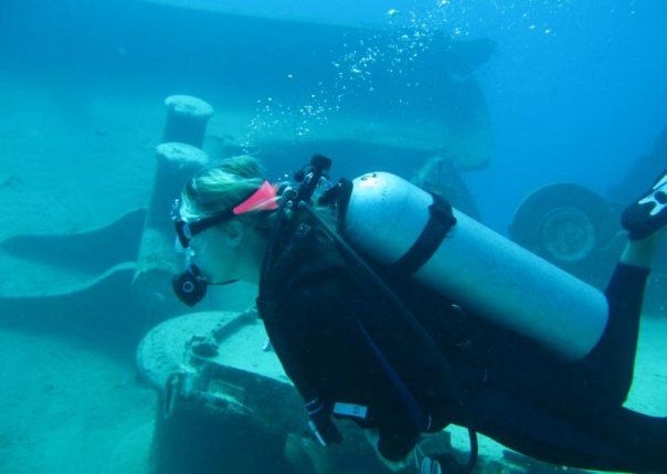 Tips for saving air while you dive