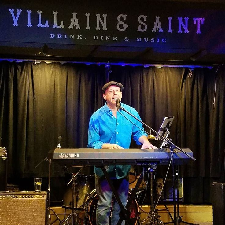 Joshua Rich is tomorrow's #openmic #featured #artist hosted by yours truly at Villain and Saint. #bethesda #livemusic
