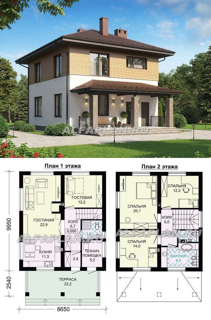 дом двухэтажный фото проект экономичный чертеж сокровища перестают