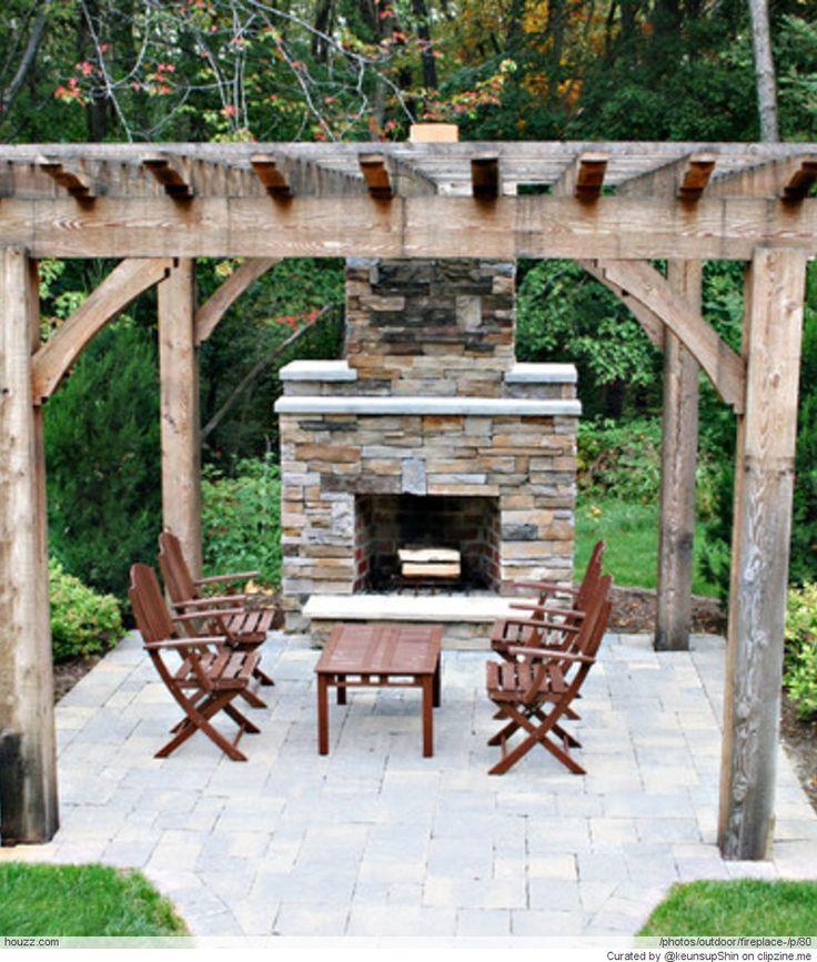 Outdoor+Fireplace+Ideas