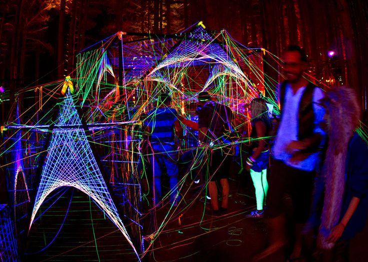 Electric Forest Festival, Rothbury MI