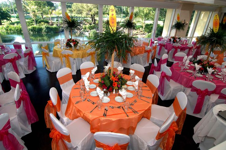 Caribbean Theme Party Ideas On Pinterest: Elegant Luau Decorations