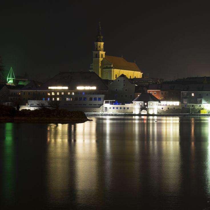 Schärding; Stadtpfarrkirche