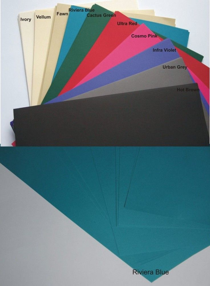 premium quality creative coloured board 70cm x 100cm, contains 30% recycled paper