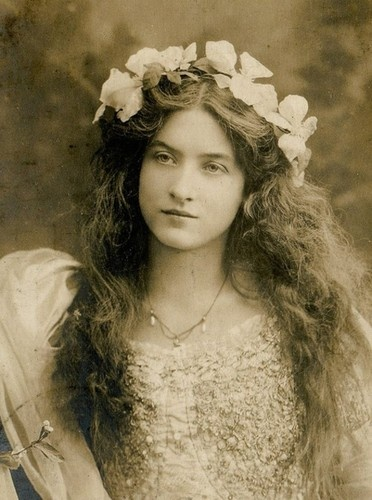 stephane-puchois:maude fealyamerican stage and film actress (1883 -1971)