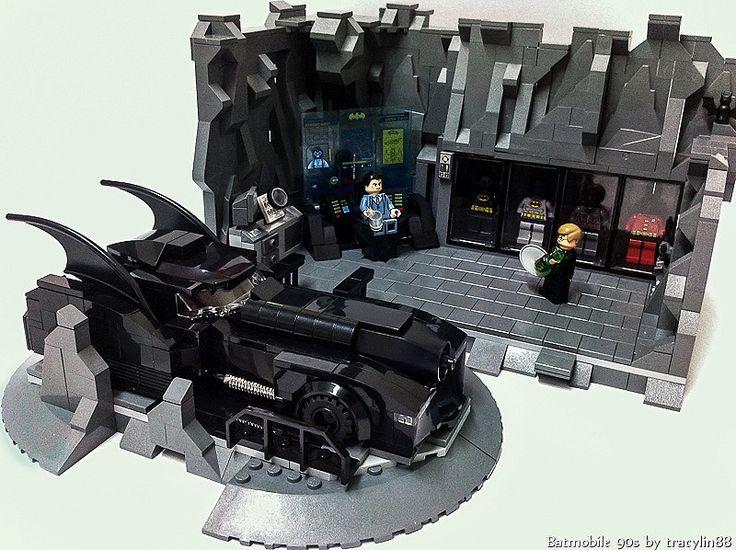 Unique Batman Vs Superman Bedroom Ideas That Rock: 47 Best Lego Batman Customs Images On Pinterest