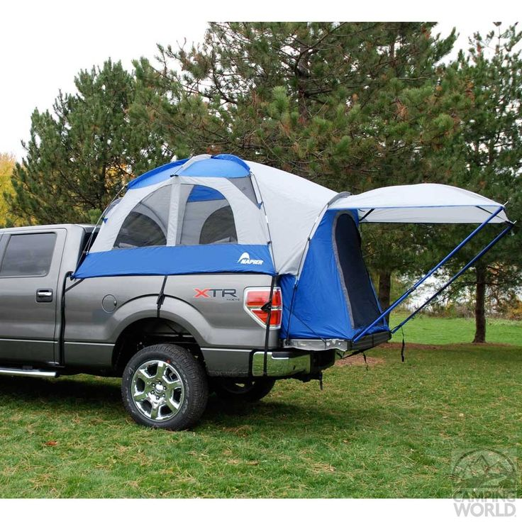 Napier  Series Truck Tent Short Bed
