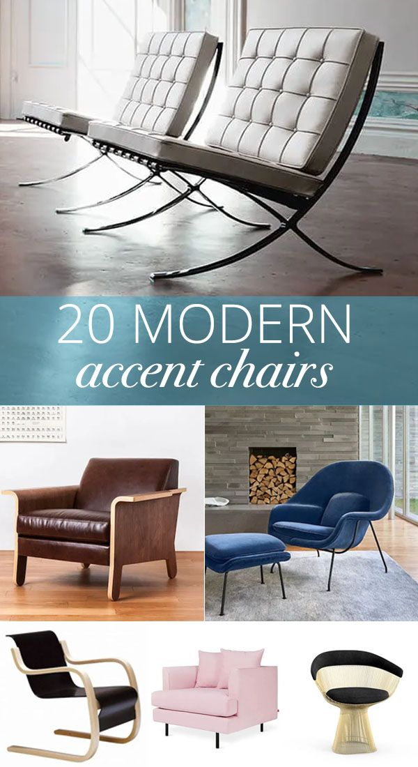 Modern Accent Chairs That Add Pizzazz Chair Accent Chairs