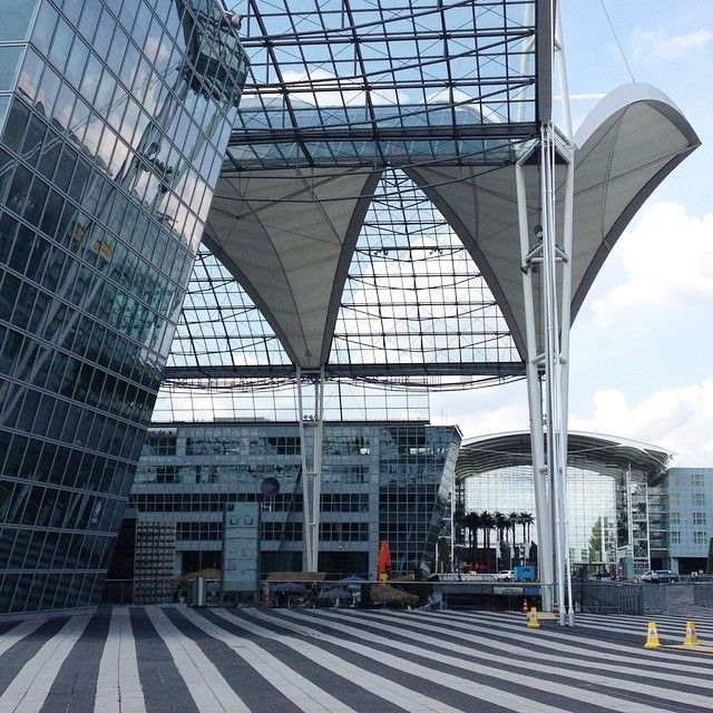MUNICH AIRPORT ✈ #muc #munich #münchen #airport #flughafen #architecture #myfavoritethings #Munich #nightlife Check more at http://www.voyde.fm/photos/international-party-cities/munich-airport-%e2%9c%88-muc-munich-munchen-airport-flughafen-architecture-myfavoritethings/