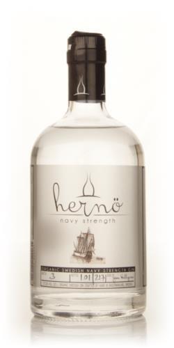 Swedish Gin > Herno Gin Distillers > Hernö Navy Strength Gin Hernö Navy Strength Gin (50cl, 57.0%)