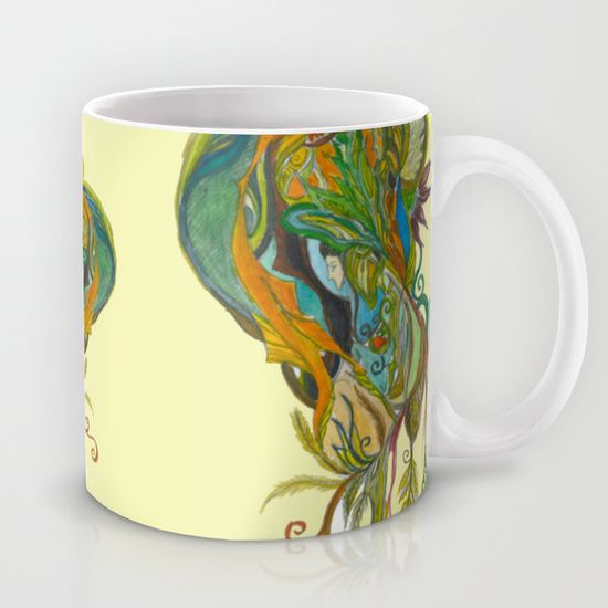 #artmug #homedecor  Available in 11 and 15 ounce sizes, our premium ceramic coffee mugs feature wrap-around art and large handles for easy gripping. Dishwasher and microwave safe, these cool coffee mugs will be your new favorite way to consume hot or cold beverages.