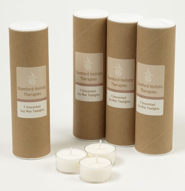 Tealight Packaging Idea Instead Of Box Packaging