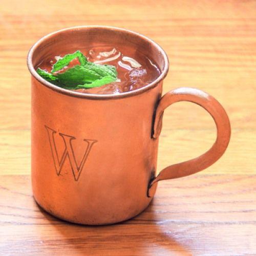 Personalized 17 oz. Moscow Mule Mug