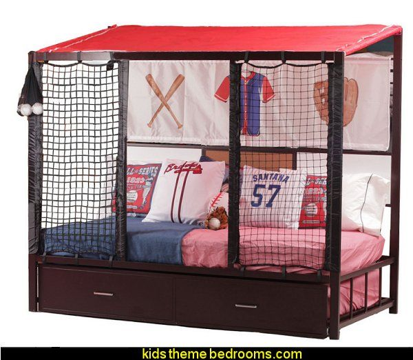 Baseball Dugout Bedroom Designs: Best 25+ Baseball Themed Bedrooms Ideas On Pinterest